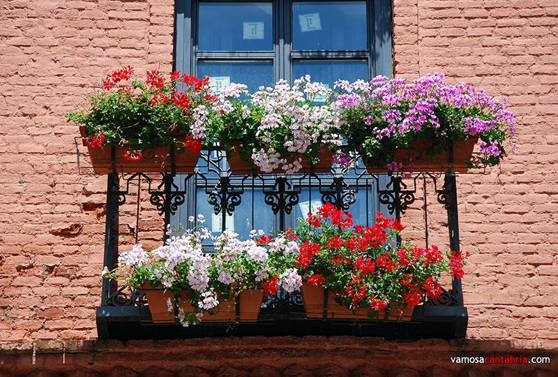 Imagenes balcones flores imagui for Balcones con plantas
