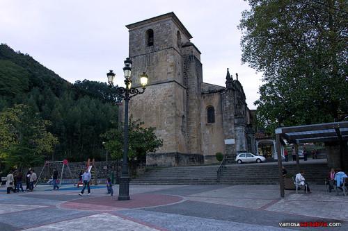 Iglesia de Limpias