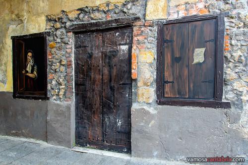 La calle decorada vamos a cantabria - Maderas cantabria ...