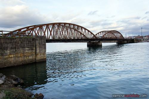 Puente sobre el Río Asón III