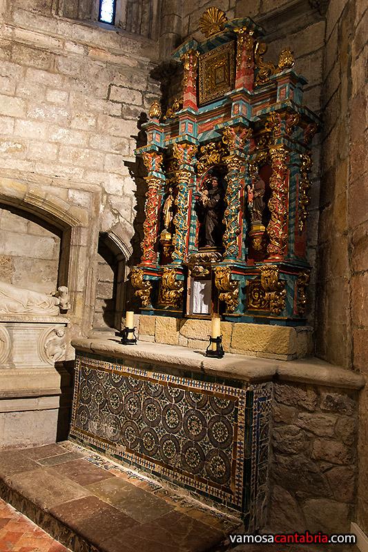 La capilla de los corro vamos a cantabria - Azulejos colorines ...