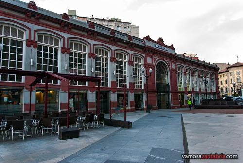 Mercado del Sur en Gijón