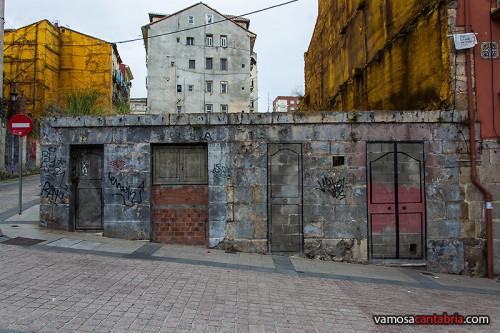 Edificios ruinosos V