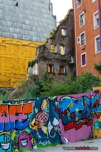 Edificios ruinosos III