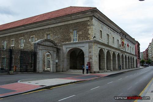 Parlamento de Cantabria I