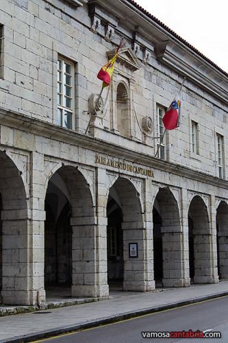 Parlamento de Cantabria II