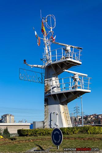 Puente de mando de la rotonda