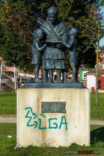 Monumento a las abuelas I