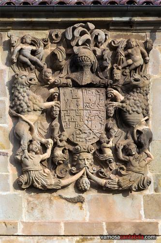 Escudo de la casa II