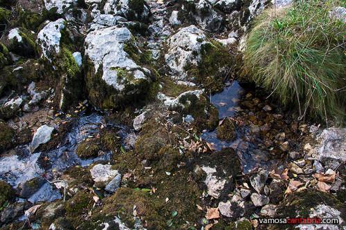 Nacimiento del río Gándara II