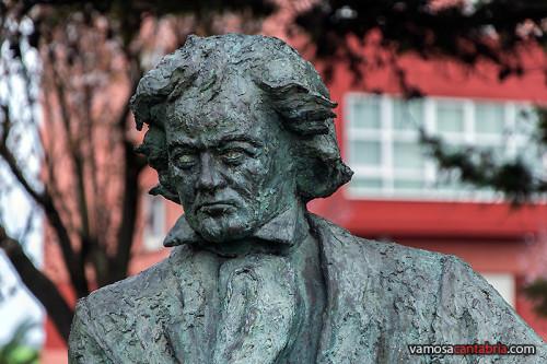 Estatua de Beethoven II