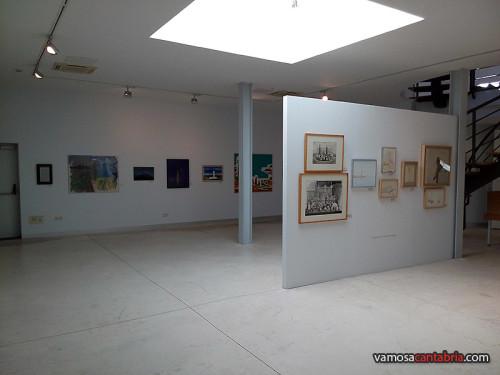 Exposición de pinturas del sótano II