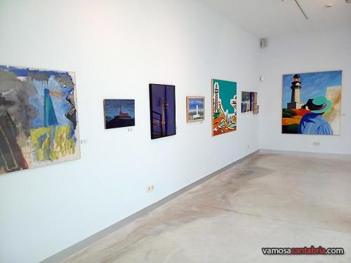Exposición de pinturas del sótano I