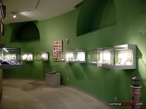 Exposición de objetos de faros I