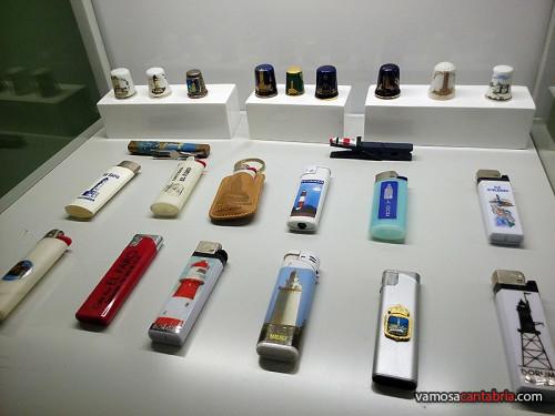 Exposición de objetos de faros II