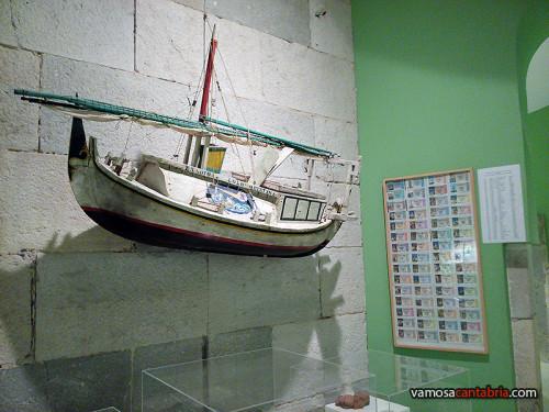 Ex-voto con forma de barca