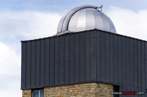 Cúpula del Observatorio de La Lora