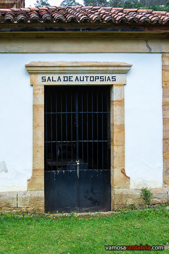 Sala de autopsias I