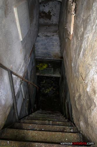 Bajada al sótano