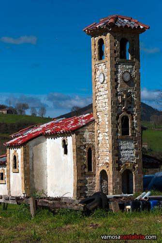 Ermita en Esles IV