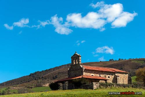 Ermita en Esles I