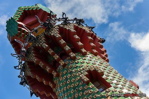 El capricho de Gaudí III