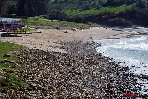 Playa de Luaña II