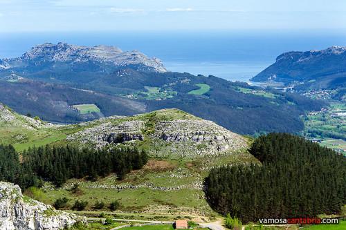Picos Candina y Cerredo