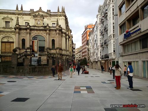 Calle Rubio reformada