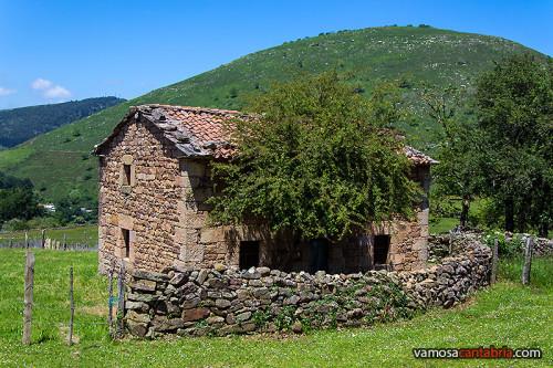 Ruta de San Román de Moroso