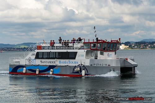 Barco de Santander Bahía Tours
