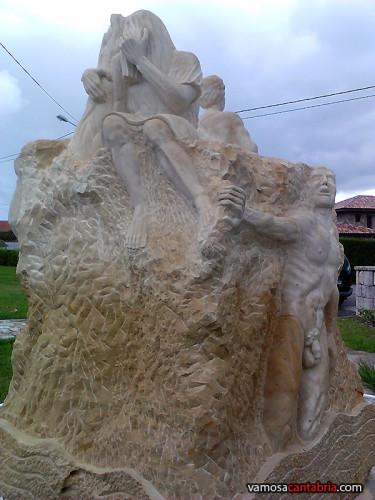 Monumento a los náufragos II