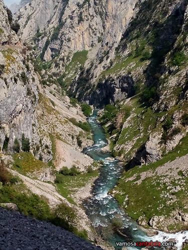 El río Cares