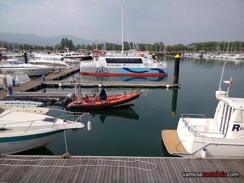 Barco de Santander Bahía Tours I