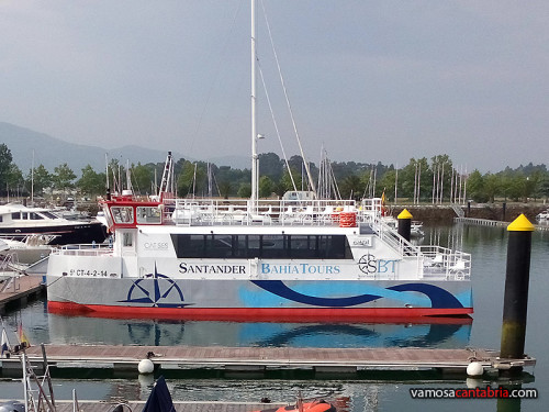 Barco de Santander Bahía Tours II