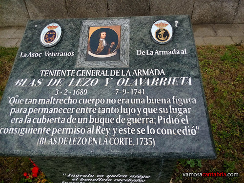 Monumento a Blas de Lezo III