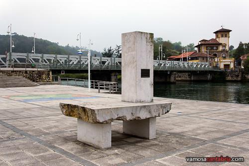 Monumento en Unquera