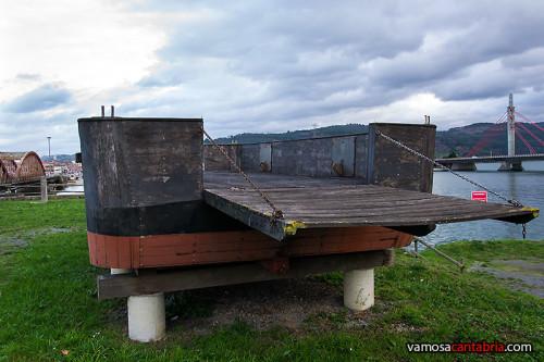 La barca de Treto II