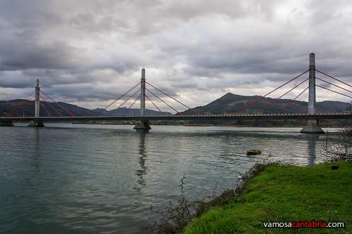 Puente nuevo de Treto