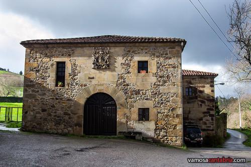 Casa señorial en Liérganes