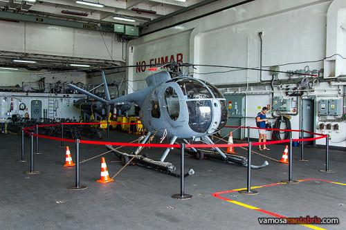 Helicóptero de la Armada
