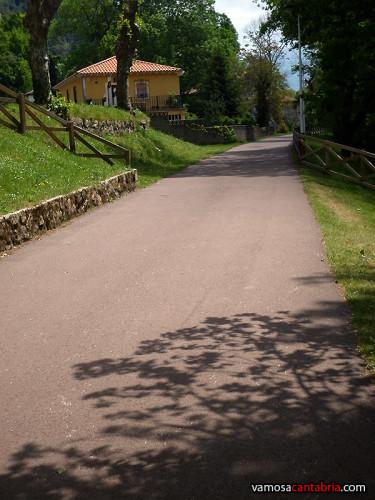 Via verde del Pas desde Puente Viesgo II