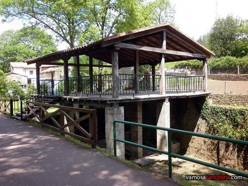 Via verde del Pas desde Puente Viesgo V