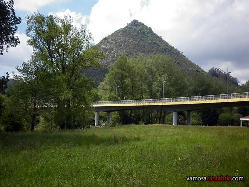 Via verde del Pas desde Puente Viesgo VI