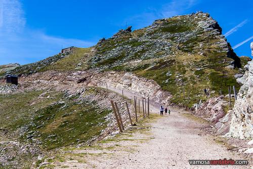 Subida al Pico Tres Mares