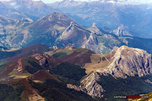 Montañas curiosas