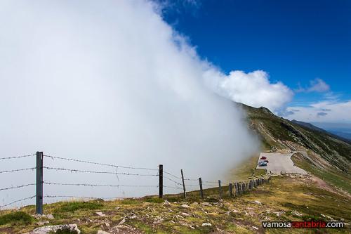 Llega la niebla II