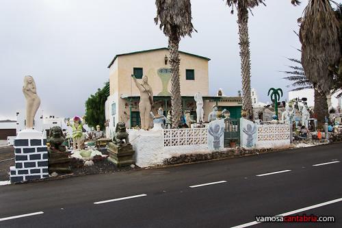 Casa de las muñecas en Lanzarote I