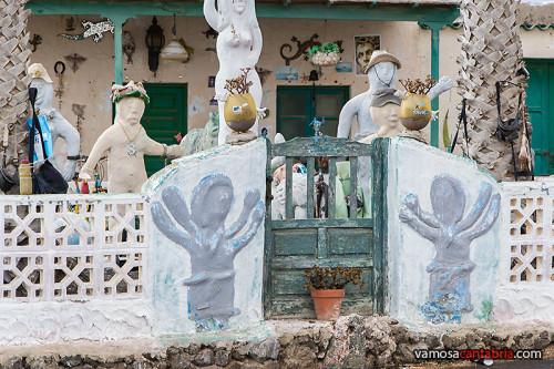 Casa de las muñecas en Lanzarote II