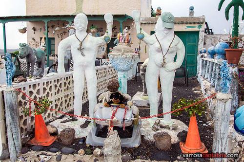Casa de las muñecas en Lanzarote III